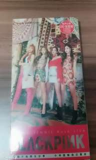Blackpink postcard