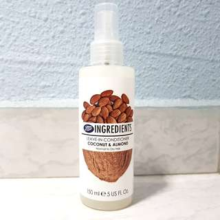 BN Boots Leave In Conditioner Spray Coconut & Almond