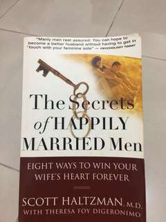🚚 The secrets of happily married men