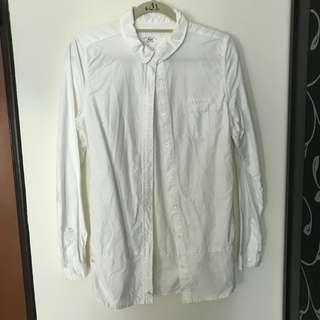 🚚 白襯衫 長版