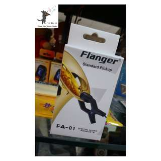 Flanger FA-01 Clip-on Microphone for tuner調音器