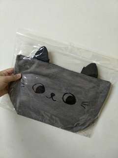 🚚 超可愛貓耳造型小提袋