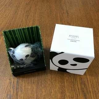 MTM 熊貓蠟燭