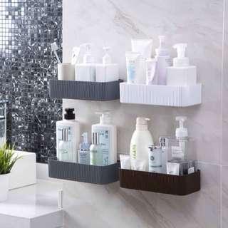 Minimalist Bathroom Wall Holder