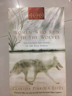 🚚 Woman who run with the wolves