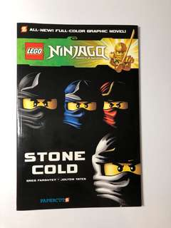 LEGO- Ninjago : Stone Cold