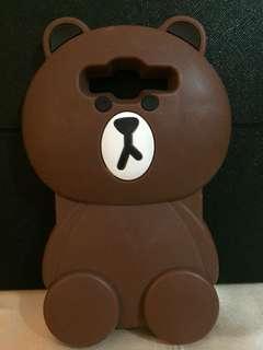 Samsung J3 brown