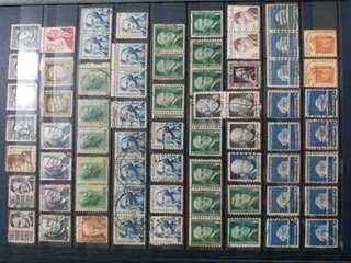 美國郵票 $100/枚