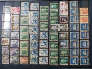 美國郵票 $80/枚