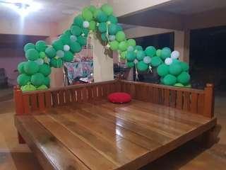 Backdrop Balloon