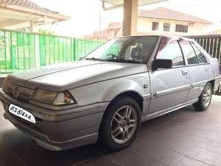 Proton Iswara Aeroback special edition hatchback
