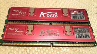 Adata DDR2 800 2GB (1GBx2) ram
