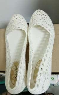 🚚 防水塑膠鞋