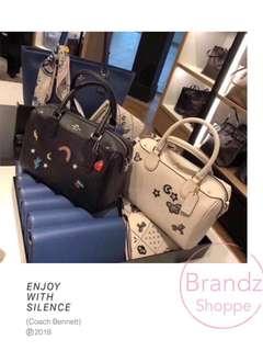 🛍Best Deal! 💯% Authentic Coach Women Bennett Handbag / Crossbody / Sling Bag 👜