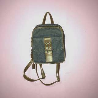 Korean Bag backpack small (REPRICED)