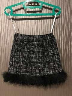 MDS Bottom Fur Skirt size S