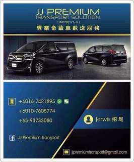 Luxury Transport Service