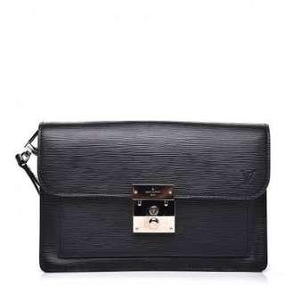 Louis Vuitton Epi Neo Belaia Clutch Bag