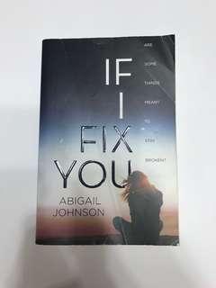 If I Fix You (book)