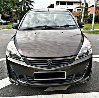 SAMBUNG BAYAR/CONTINUE LOAN  PROTON EXORA BOLD 1.6 AUTO YEAR 2015 MONTHLY RM 640 BALANCE 5 YEARS ROADTAX OCT 2018 MILEAGE LOW TIP TOP CONDITION  DP KLIK wasap.my/60133524312/bold