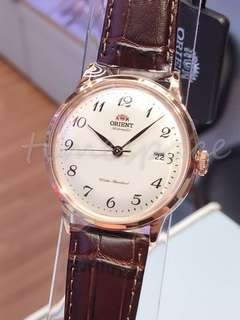 ORIENT Classic Bambino Automatic RA-AC0001S10B (機械自動錶)