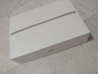 Ipad 6th gen 32gb (wifi)