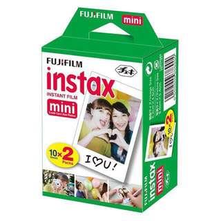 Instax Mini Fujifilm Refill Twin Pack Twinpack