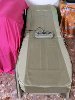 Far infrared massage physiotherapy bed