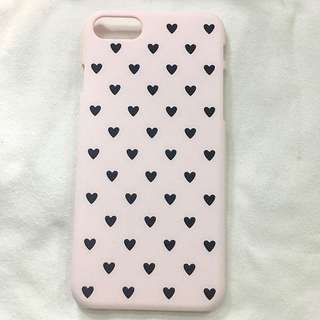 Sweetheart case in pink