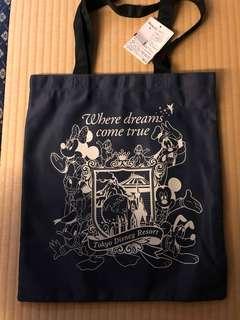 日本直送 東京迪士尼 袋