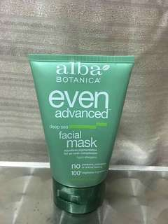 Alba Botanica Advanced Deep Sea Facial Mask