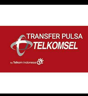 Pulsa transfer telkomsel 500rb
