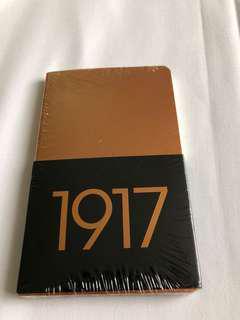 🚚 Leuchtturm 1917 bronze jottbook