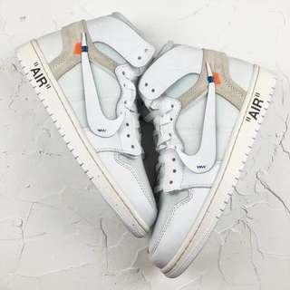 OFF-WHITE x Air Jordan 1 size:36~47.5