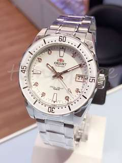 ORIENT Crystal Accent Automatic FAC0A002W0 (機械自動錶)