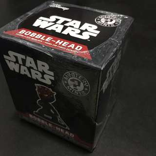 Star Wars Mystery Minis Bobblehead from Star Wars Smugglers Bounty Box (unopened)