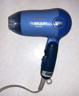 Panasonic hair dryer 風筒 1000W