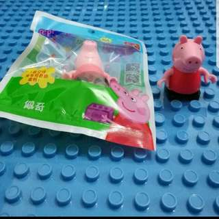 Peppa Pig Family (Duplo Compatible)