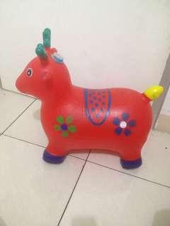 "Kuda kudaan anak"" lampu mati"