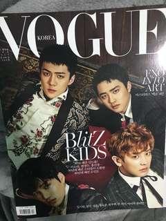 EXO Vogue (Maknae Line)