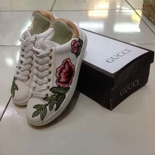 GUCCI FLORA SNEAKERS V2 (OEM)