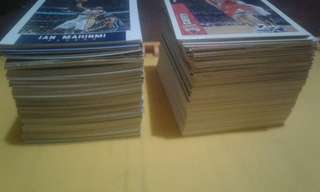 NBA Cards (230 pcs)