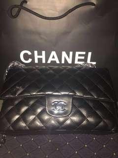 Chanel Lambskin (Black)