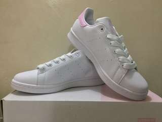 Authentic Adidas Stansmith Pink Tab