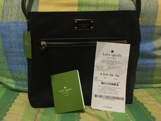 Authentic Kate Spade Dessi Wilson Road Sling Bag
