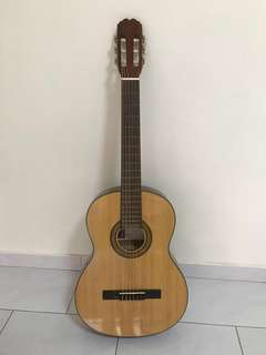 Classical Guitar: Manuel Rodriguez Caberello 8 Guitar