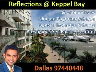 Reflections @ Keppel Bay