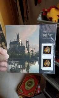 (購至大阪環球影城) Harry Potter 限量絕版郵票