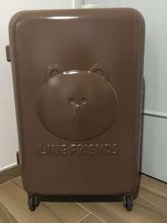 全新Line 熊大行李箱25吋