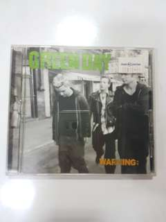 CD - Green Day